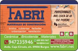 FABRI MATERIALES DE CONSTRUCCION