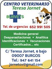 CENTRO VETERINARIO TERESA DE JORNET