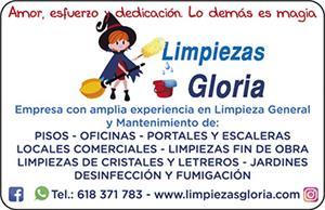 LIMPIEZAS GLORIA